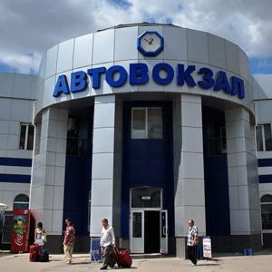 Автовокзалы Новониколаевского