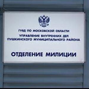 Отделения полиции Новониколаевского