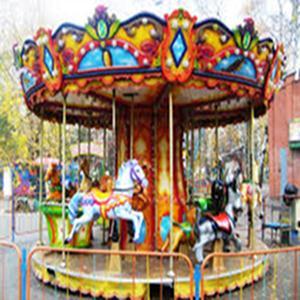 Парки культуры и отдыха Новониколаевского