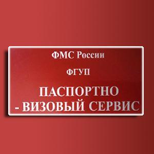 Паспортно-визовые службы Новониколаевского