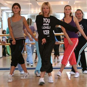 Школы танцев Новониколаевского
