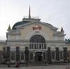 Железнодорожные вокзалы в Новониколаевском