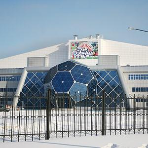 Спортивные комплексы Новониколаевского
